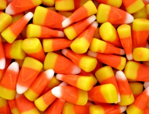 Yummy at Halloween! Disgusting at any other time!